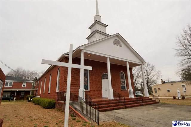 404 Coker Avenue, Hartsville, SC 29550 (MLS #20211065) :: The Latimore Group