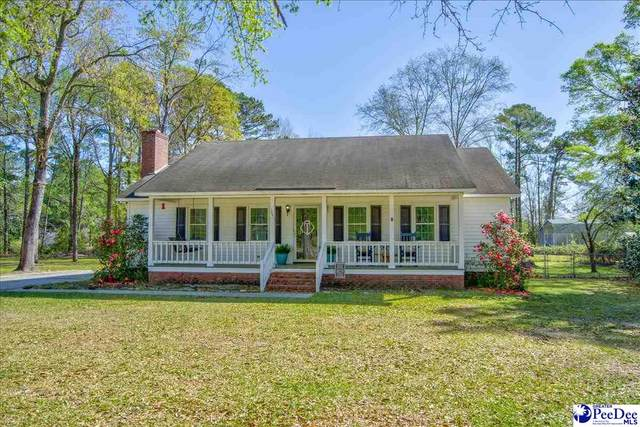 5041 College Lake Dr., Florence, SC 29506 (MLS #20211067) :: The Latimore Group
