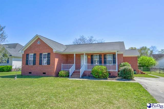 340 Magna Carta Rd, Florence, SC 29501 (MLS #20211068) :: The Latimore Group