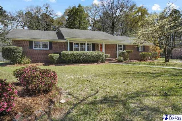 516 Townsend Drive, Society Hill, SC 29593 (MLS #20211072) :: Crosson and Co