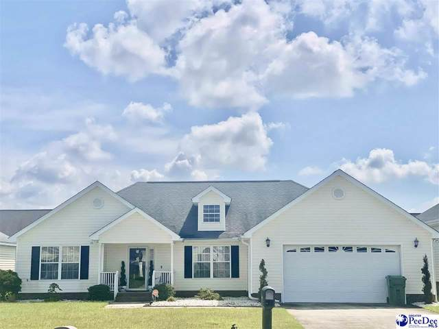 412 Chomper Ct., Florence, SC 29505 (MLS #20211083) :: The Latimore Group