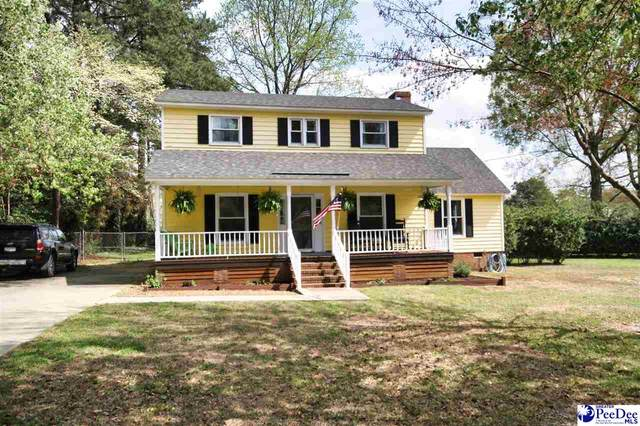 4038 W Pelican Lane, Florence, SC 29501 (MLS #20211084) :: Crosson and Co