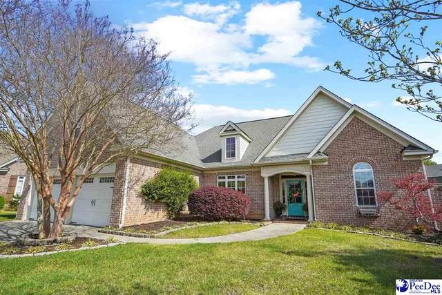 904 Bromley Hall, Florence, SC 29501 (MLS #20211096) :: The Latimore Group