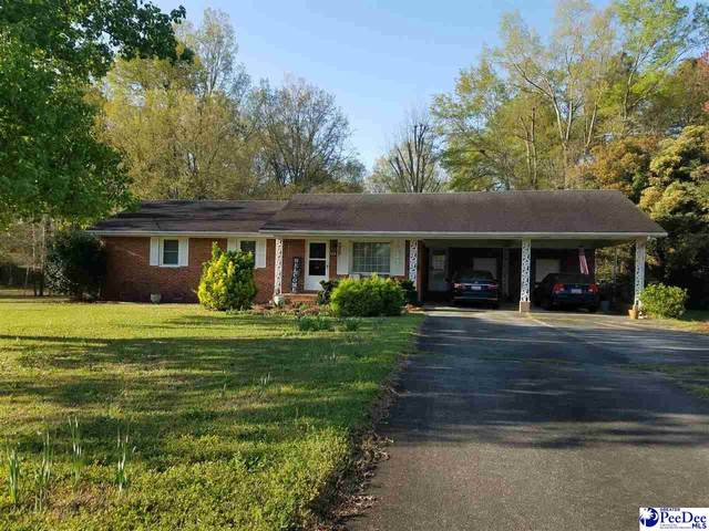 511 Thomas Street, Bennettsville, SC 29512 (MLS #20211101) :: Crosson and Co