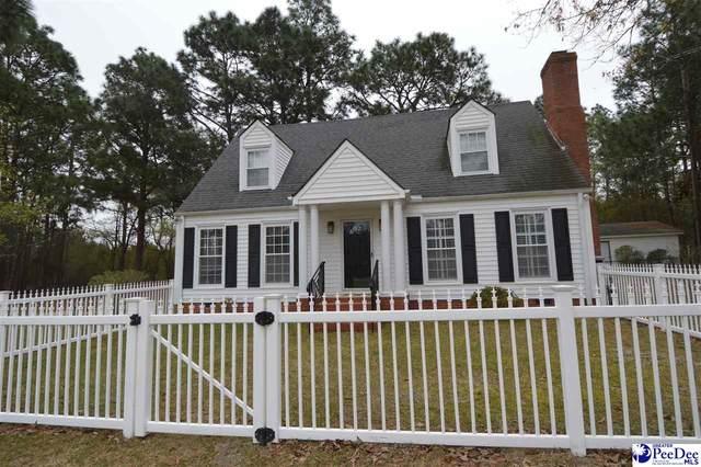 541 Hillcrest Drive, Hartsville, SC 29550 (MLS #20211118) :: Crosson and Co
