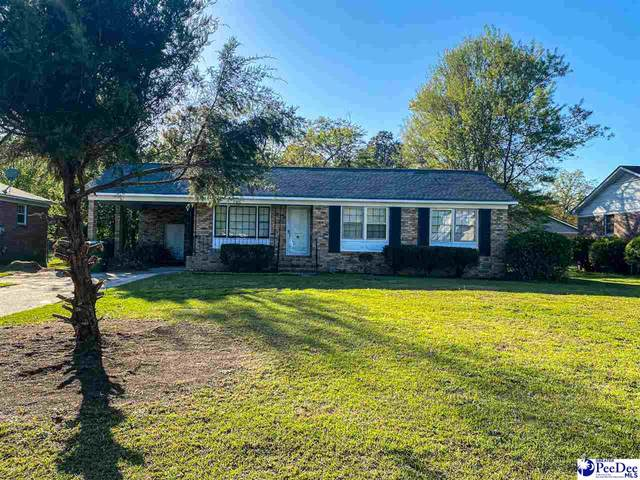 2245 Pine Forest Drive, Florence, SC 29505 (MLS #20211121) :: Crosson and Co