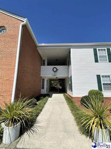 3155 Unit 10 S Cashua Dr, Florence, SC 29501 (MLS #20211125) :: Coldwell Banker McMillan and Associates