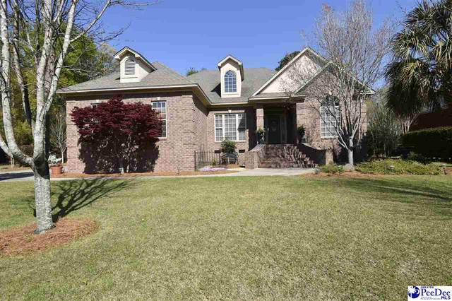 2823 Hermitage Lane, Florence, SC 29505 (MLS #20211136) :: Crosson and Co