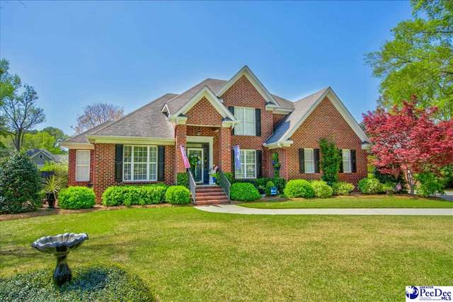 1321 Cottingham, Florence, SC 29501 (MLS #20211146) :: Crosson and Co