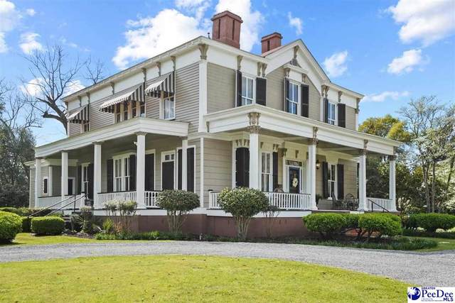120 Edwards Ave, Darlington, SC 29532 (MLS #20211148) :: Crosson and Co
