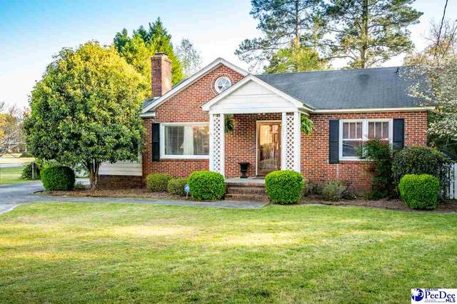 726 Arlington Circle, Florence, SC 29501 (MLS #20211160) :: Crosson and Co