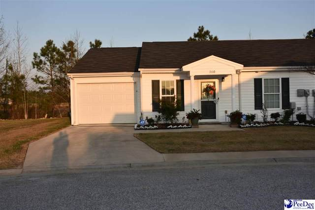 3110 Pleasant Valley, Effingham, SC 29541 (MLS #20211164) :: Crosson and Co