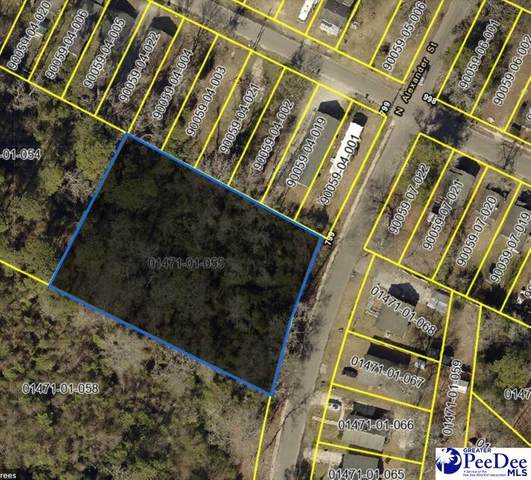 TBD N Alexander St, Florence, SC 29501 (MLS #20211166) :: Crosson and Co