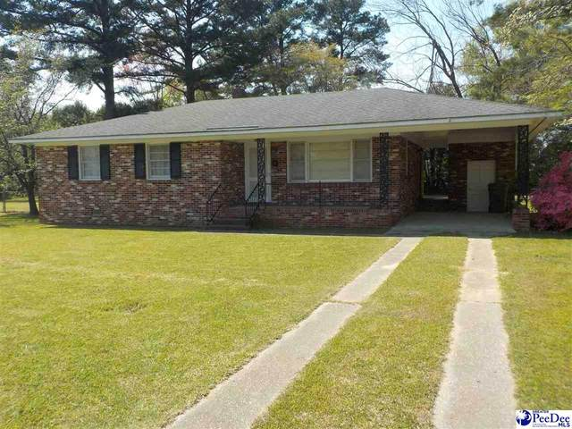 421 Sycamore Avenue, Bennnettsville, SC 29512 (MLS #20211167) :: Crosson and Co