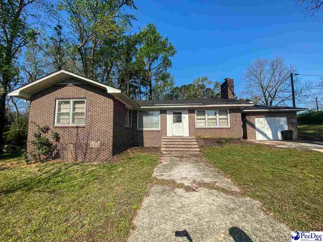 1801 N Douglas St, Florence, SC 29501 (MLS #20211169) :: Crosson and Co