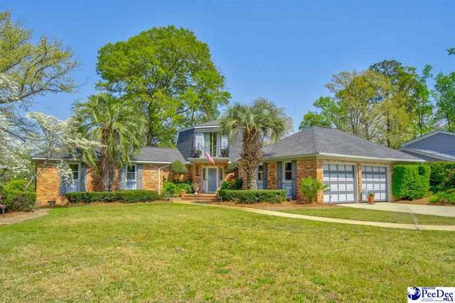 3835 Lake Oakdale Drive, Florence, SC 29501 (MLS #20211170) :: Crosson and Co