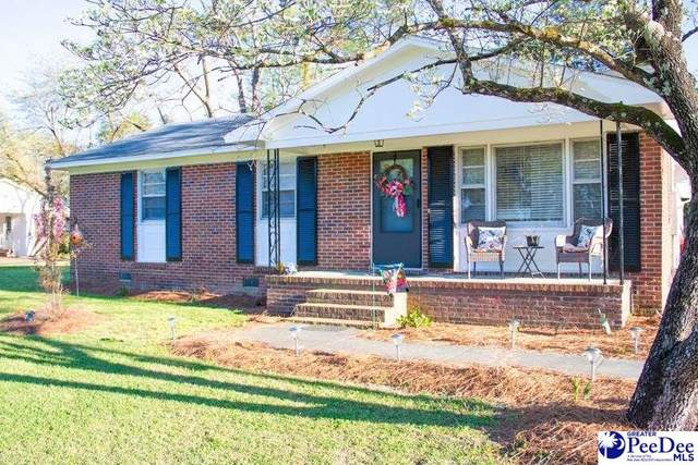 1217 Indian Branch Rd, Darlington, SC 29532 (MLS #20211173) :: Crosson and Co