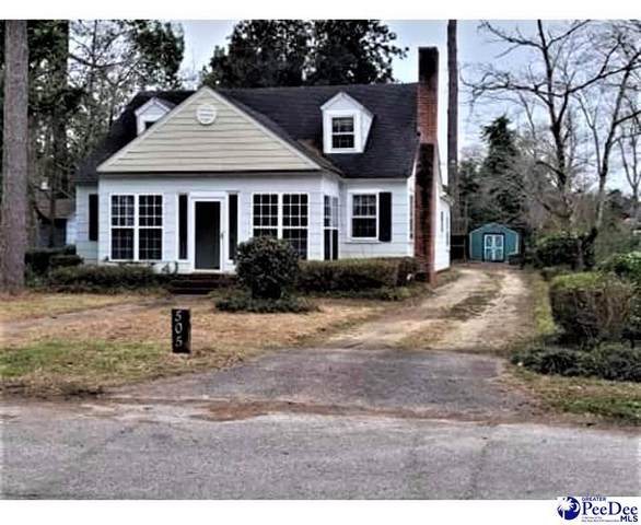 505 Williams Street, Lake City, SC 29560 (MLS #20211188) :: Crosson and Co