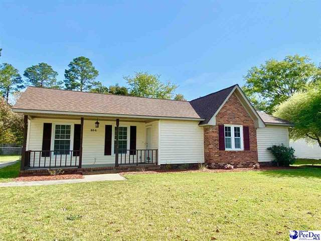 984 Declaration Dr., Florence, SC 29501 (MLS #20211191) :: The Latimore Group
