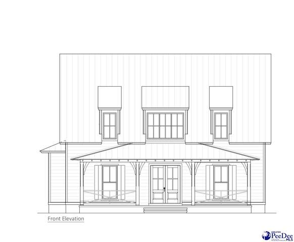 3826 Lake Oakdale Dr, Florence, SC 29501 (MLS #20211192) :: Crosson and Co