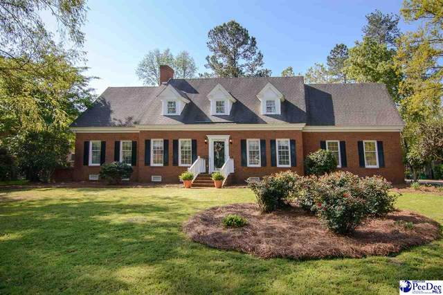 808 Cloisters Drive, Florence, SC 29505 (MLS #20211201) :: Coldwell Banker McMillan and Associates