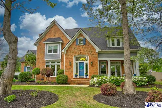 3405 Chantz Ct., Florence, SC 29501 (MLS #20211207) :: Crosson and Co