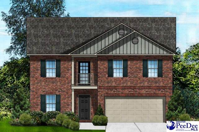 3440 Ross Morgan Dr, Florence, SC 29501 (MLS #20211208) :: The Latimore Group