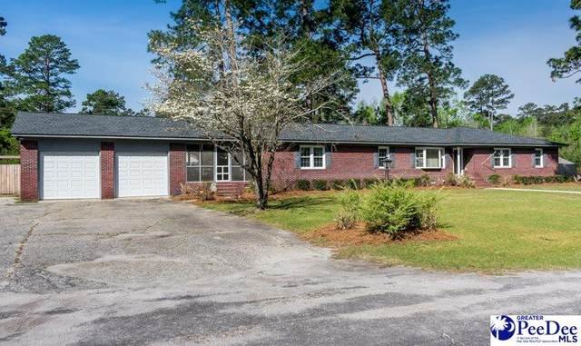 124 Spring Heights, Darlington, SC 29532 (MLS #20211214) :: Crosson and Co