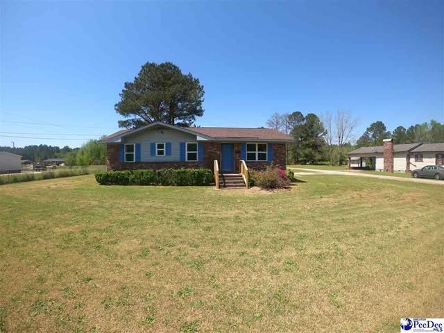 3005 Savannah Grove Rd., Effingham, SC 29541 (MLS #20211220) :: Crosson and Co