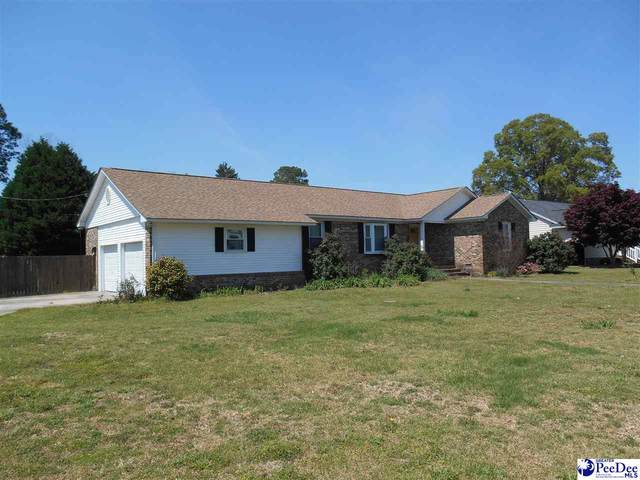 1003 Mockingbird, Florence, SC 29501 (MLS #20211223) :: Crosson and Co