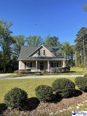 95 Mill Pond Road, Hartsville, SC 29550 (MLS #20211224) :: Crosson and Co