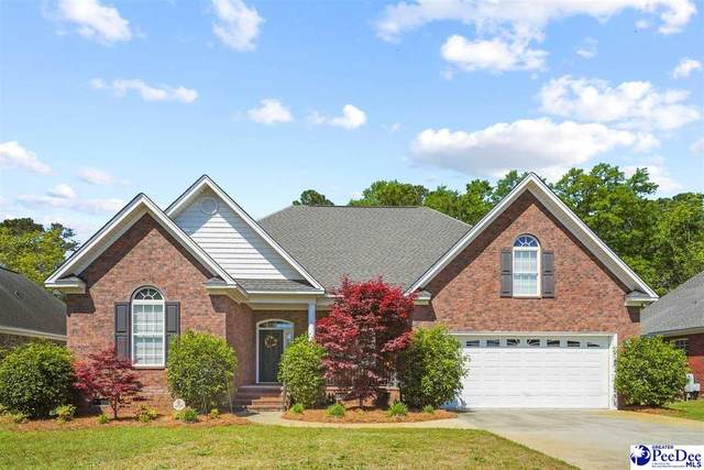 1005 Rice Planters Lane, Florence, SC 29501 (MLS #20211228) :: The Latimore Group