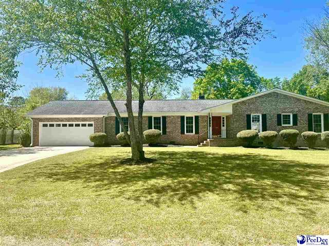 1303 Ashley Ave., Marion, SC 29571 (MLS #20211242) :: Crosson and Co