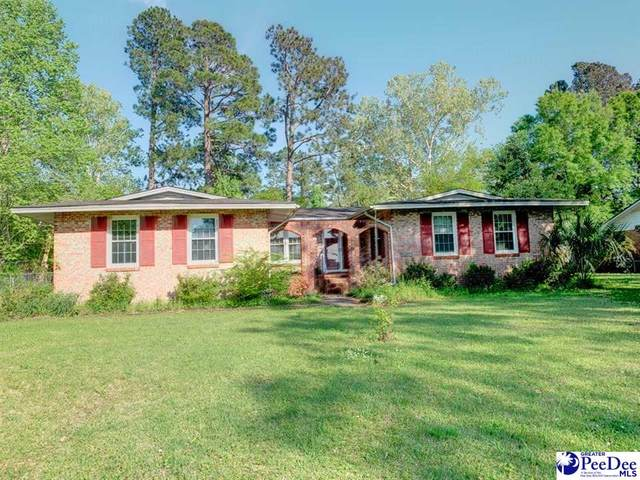 914 Allen Dr., Marion, SC 29571 (MLS #20211246) :: Crosson and Co