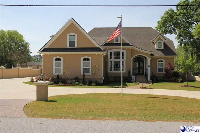 110 Timberlake Dr, Florence, SC 29501 (MLS #20211253) :: Crosson and Co