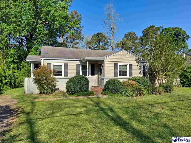 819 Congaree Drive, Florence, SC 29501 (MLS #20211270) :: Coldwell Banker McMillan and Associates