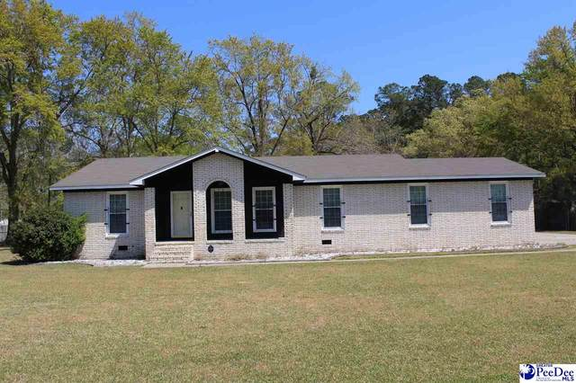 2142 Rice Rd, Marion, SC 29571 (MLS #20211274) :: Crosson and Co
