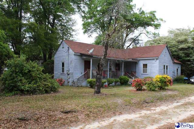 502 W Baptist, Marion, SC 29571 (MLS #20211275) :: Crosson and Co