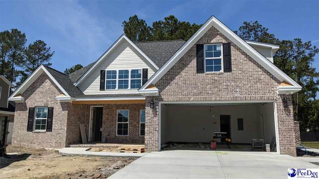 4207 Rodanthe Circle, Florence, SC 29501 (MLS #20211286) :: Crosson and Co