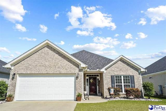 1590 Valparaiso Drive, Florence, SC 29501 (MLS #20211288) :: Coldwell Banker McMillan and Associates
