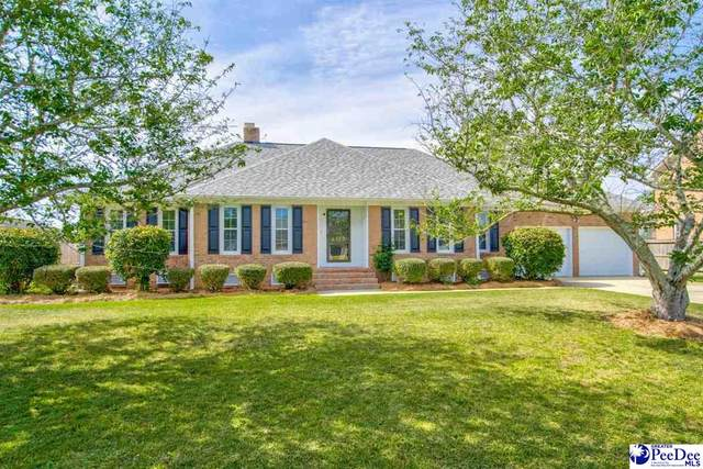 4117 Farmwood Drive, Florence, SC 29501 (MLS #20211301) :: Crosson and Co