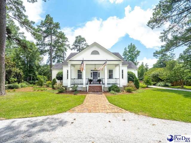 2482 Keswick Road, Florence, SC 29501 (MLS #20211303) :: Crosson and Co