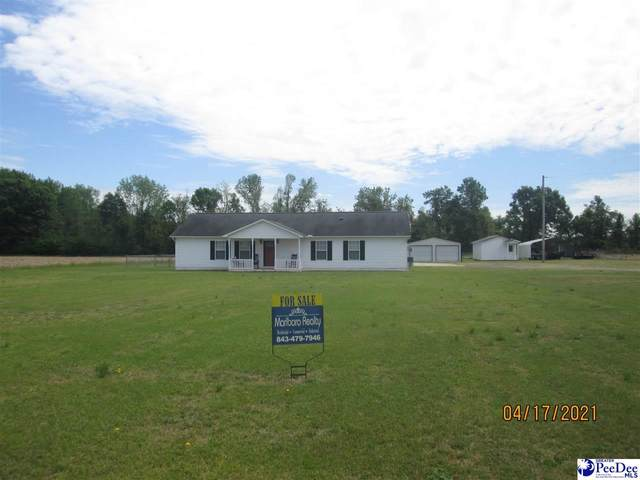1173 Bill Rogers Lane, Bennettsville, SC 29512 (MLS #20211305) :: Crosson and Co
