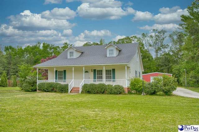 6109 Clearbrook Rd, Effingham, SC 29541 (MLS #20211307) :: Coldwell Banker McMillan and Associates