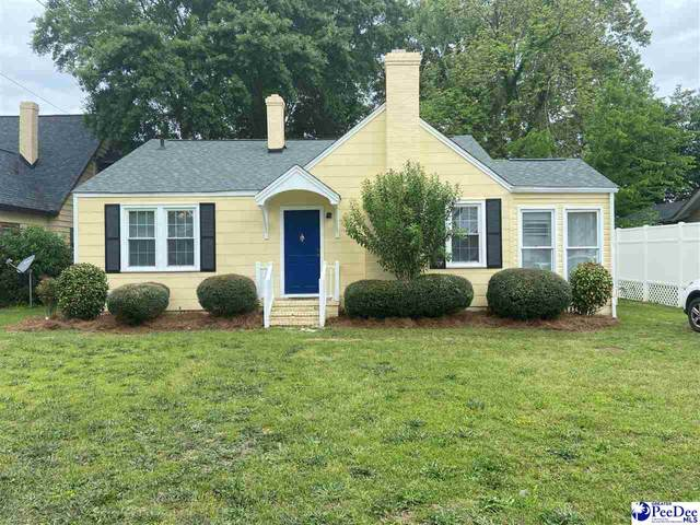 1017 Madison Ave, Florence, SC 29501 (MLS #20211308) :: Crosson and Co