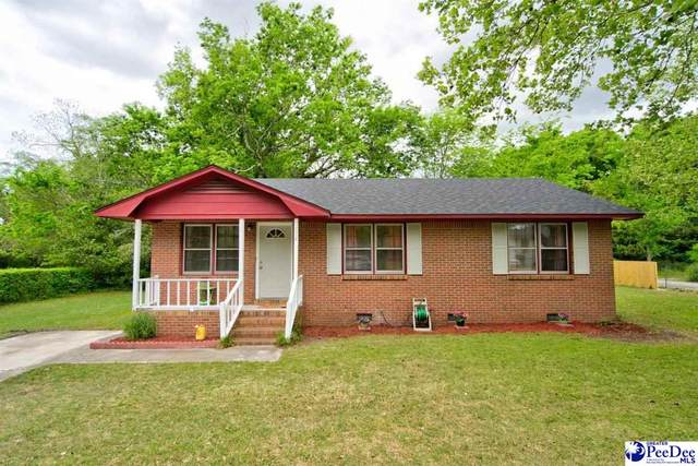 114 Chalmers St, Darlington, SC 29532 (MLS #20211309) :: Coldwell Banker McMillan and Associates