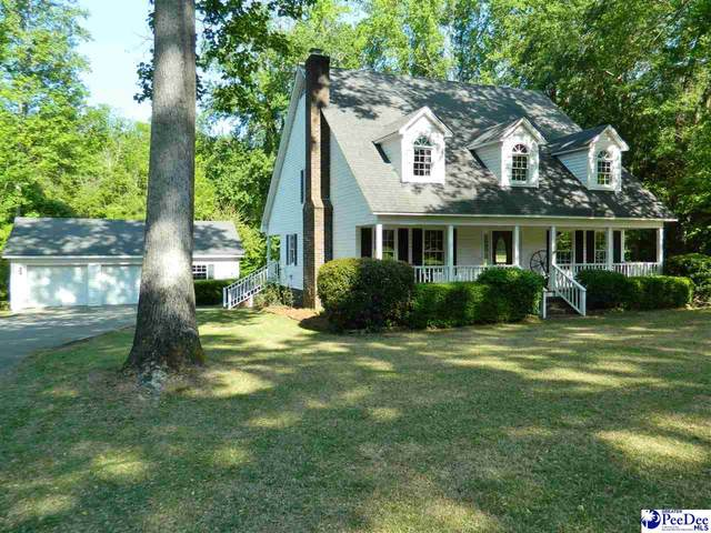 525 Beaverdam Dr., Florence, SC 29501 (MLS #20211310) :: Crosson and Co