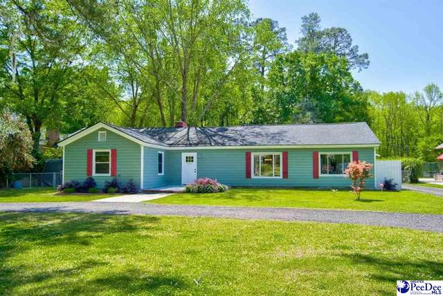 504 Wisteria Drive, Florence, SC 29501 (MLS #20211311) :: Crosson and Co