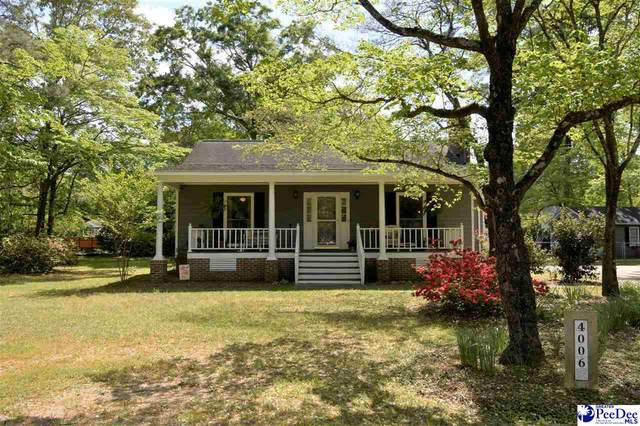 4006 Fox Turn Road, Florence, SC 29501 (MLS #20211323) :: Crosson and Co
