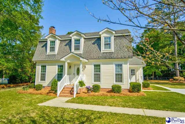 3224 Young Charles Drive, Florence, SC 29501 (MLS #20211330) :: Crosson and Co